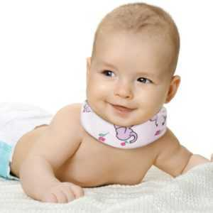Воротник Шанца ОВ-001 Бандаж на шейный отдел Экотен 2,7-28 см для новорожденных