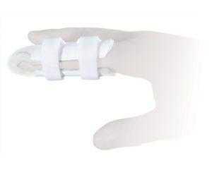 Бандаж Ttoman для фиксации пальцев FS L 7.7 см FS-004-D. Пластик