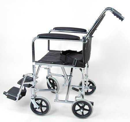 Кресло-коляска Barry W3 с принадлежностями