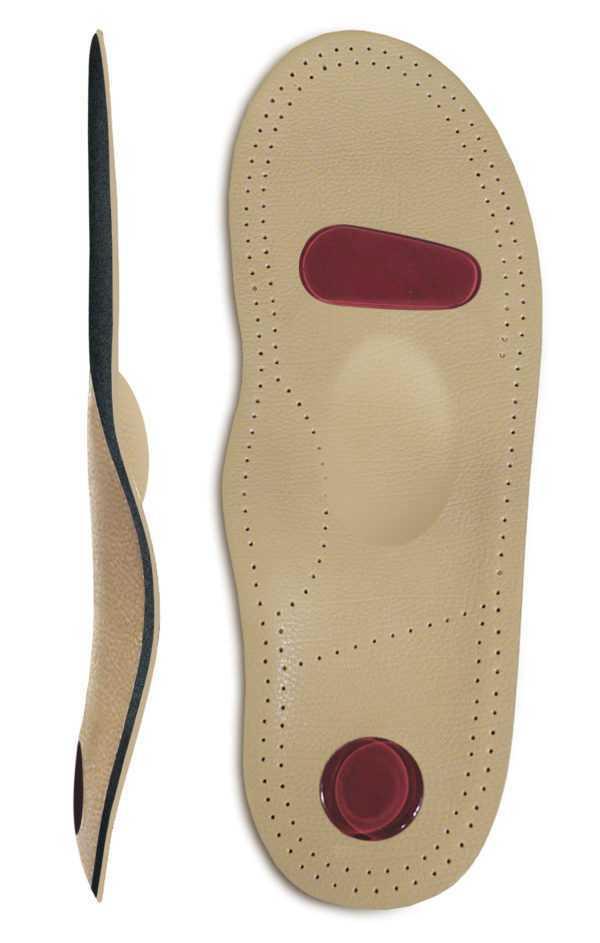 Стельки ортопедические каркасные Luomma Lum 205