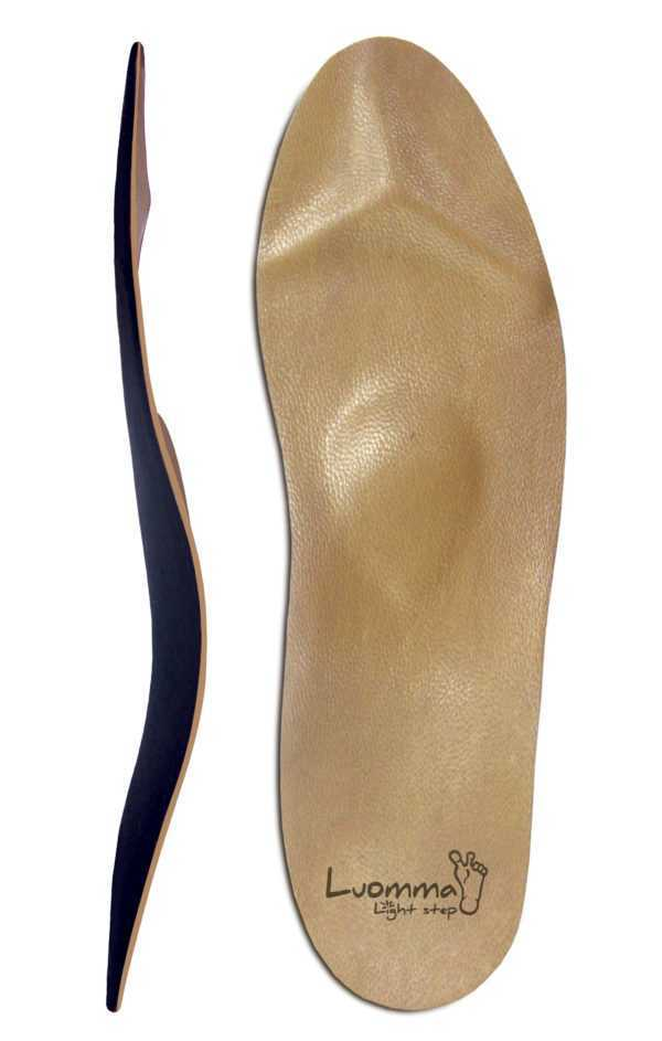 Стельки ортопедические каркасные Luomma Lum207