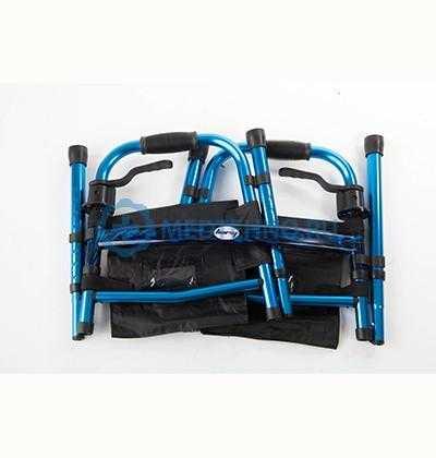 Опоры-ходунки для пожилых и инвалидов на опорах и колесах