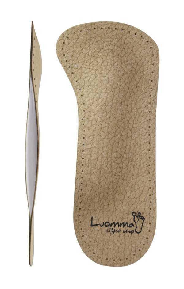 Полустельки ортопедические бескаркасные Luomma