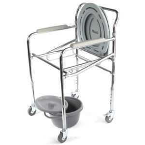 Кресло-туалет на колесах Mobail