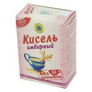 """Кисель """"Имбирный"""" КЗ"""