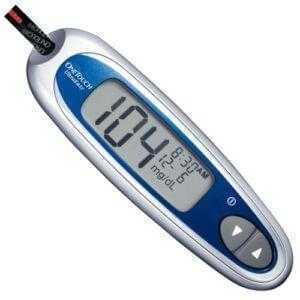 Глюкометр OneTouch UltraEasy + 50 тест-полосок