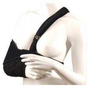 Бандаж на локтевой сустав (картинка)
