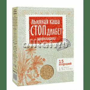 """Каша """"Стоп Диабет"""" профилактика 400 гр.*15"""